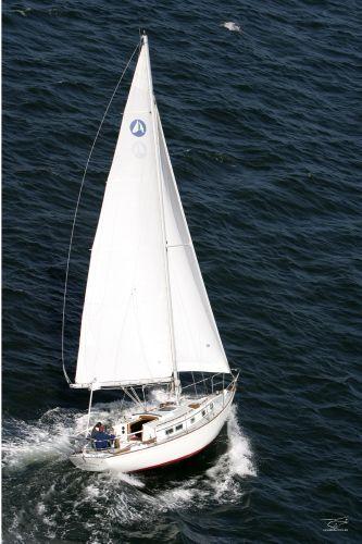 Sea Sprite 34 Making waves