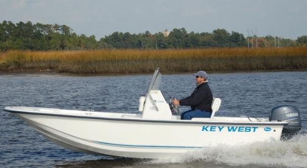 Key West 177 Skiff Manufacturer Provided Image