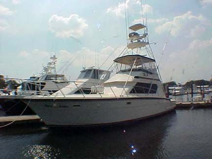Hatteras Sportfish Photo 1