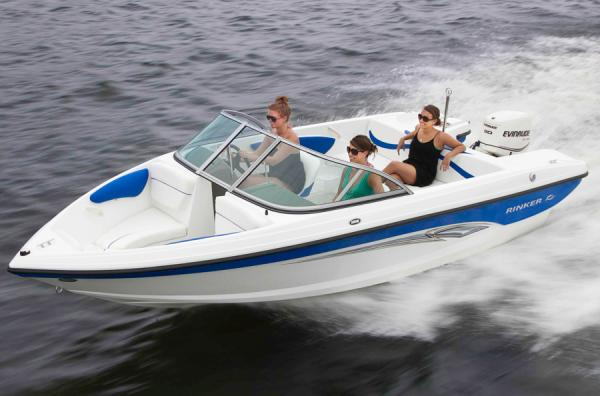 Rinker Captiva 186 BR OB Manufacturer Provided Image