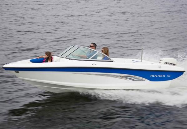 Rinker Captiva 186 BR OB Manufacturer Provided Image: Manufacturer Provided Image