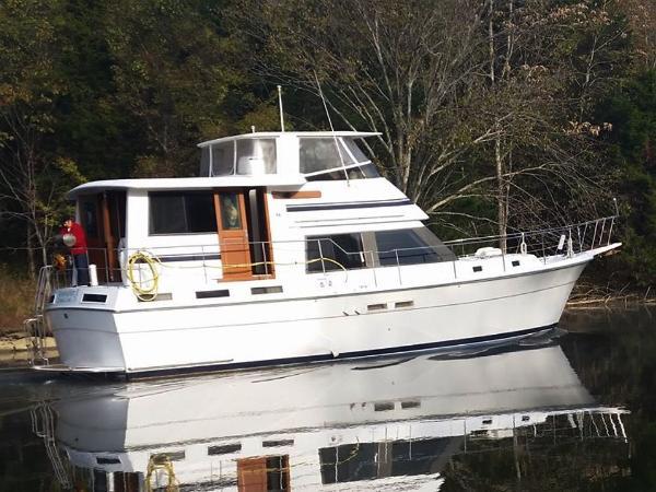 Gulfstar 44 Motor Yacht Main