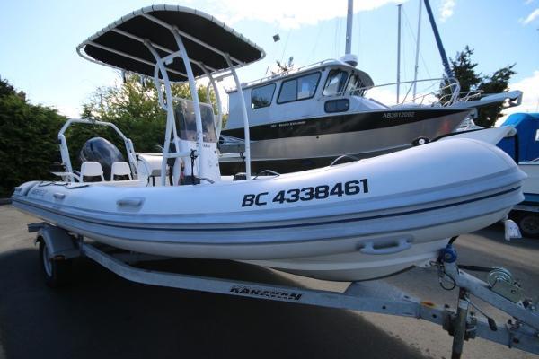 Highfield 590 Ocean Master