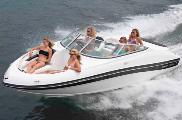 Rinker Captiva 196 BR Manufacturer Provided Image: Manufacturer Provided Image