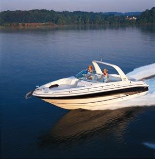 Sea Ray 280 Bow Rider Manufacturer Provided Image: 280 Bowrider