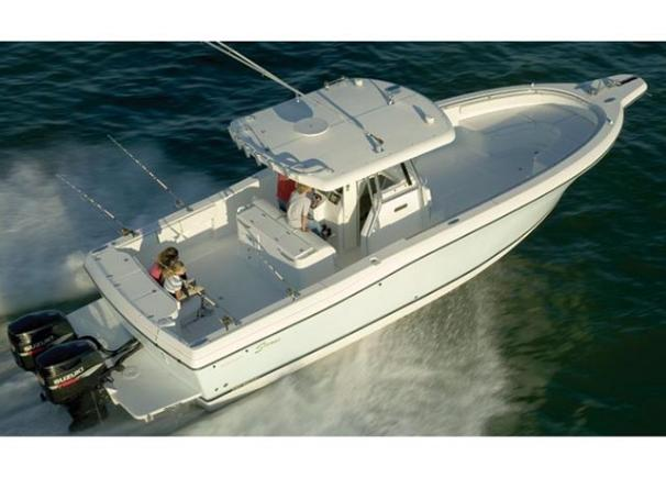 Manufacturer Provided Image: 340 Tarpon