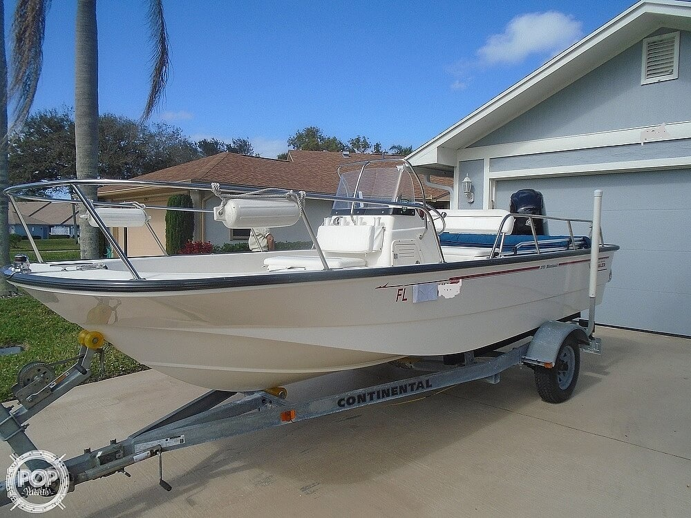Boston Whaler 170 Montauk 2007 Boston Whaler 170 Montauk for sale in Hobe Sound, FL