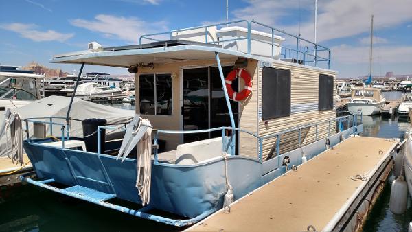 Boatel Houseboats Houseboat 35x13