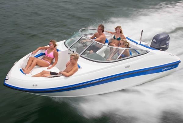 Rinker Captiva 196 BR OB Manufacturer Provided Image