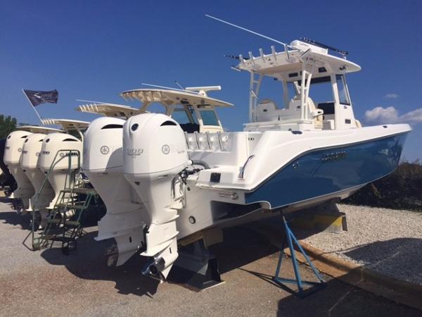 Everglades Boats 325cc