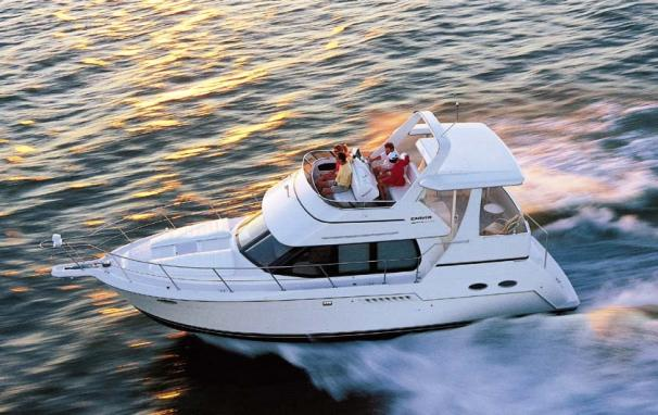 Carver 356 Motor Yacht Manufacturer Provided Image: 356 Motor Yacht
