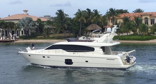Ferretti Yachts 630 BREAKAWAY