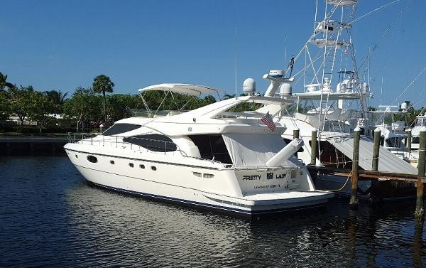 Ferretti Yachts 590 Express Motor Yacht