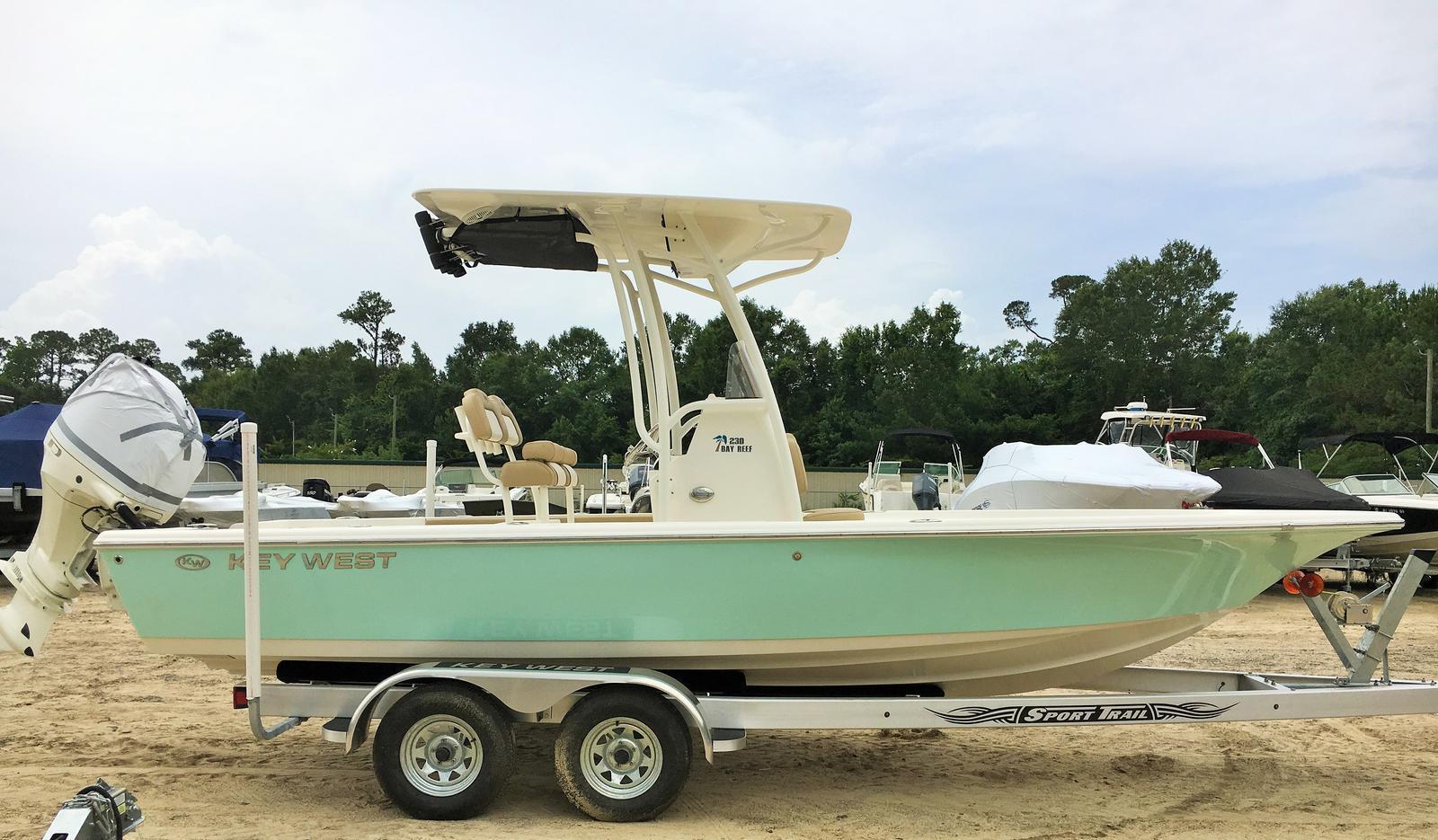 Key West Boats, Inc 230 BR