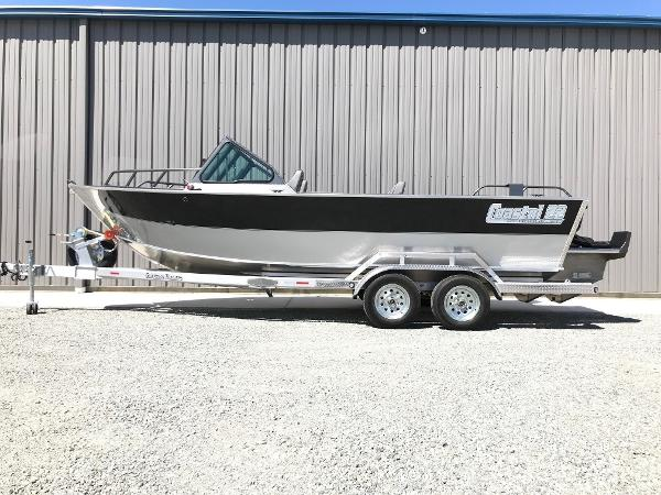 Rogue Jet Boats Costal 22 Outboard Model