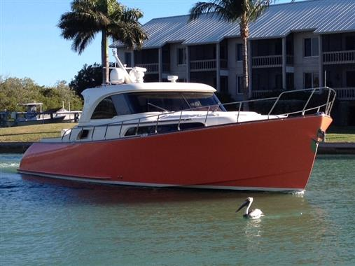 Mochi Craft Dolphin 51'