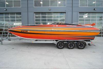 Nordic Boats 26 Deck Boat