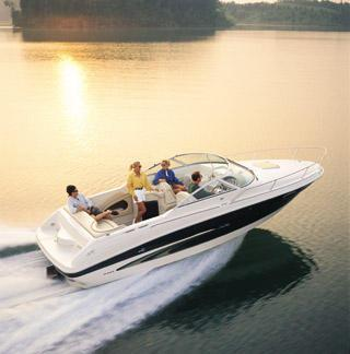 Sea Ray 260 Overnighter Manufacturer Provided Image: 260 Overnighter