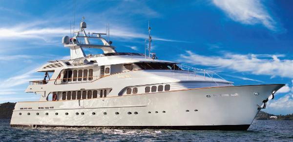 Palmer Johnson Motor Yacht Main