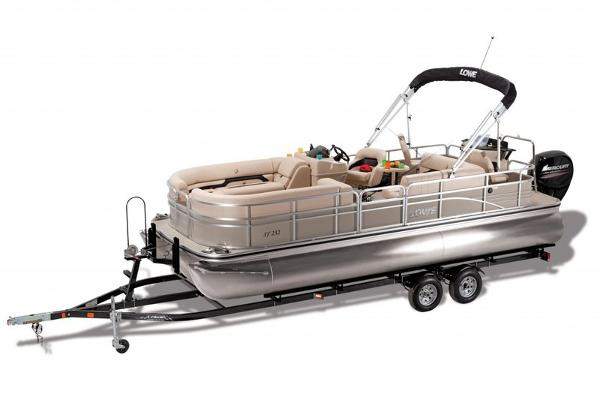 LOWE BOATS SF Pontoon 232 Privacy