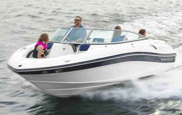 Rinker Captiva 216 BR Manufacturer Provided Image