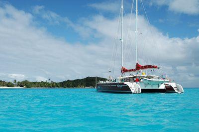 MAXI CATAMARAN 82 sailing catamaran
