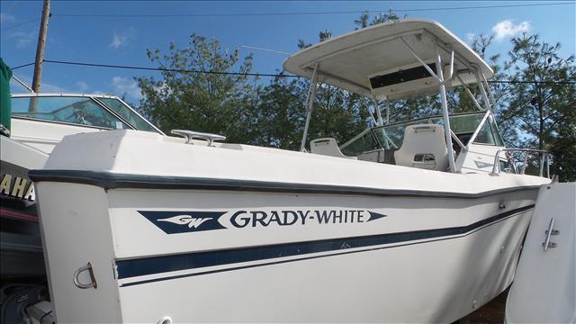 Grady-White Trophy Pro 25