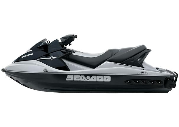 Sea-Doo GTX Limited Manufacturer Provided Image