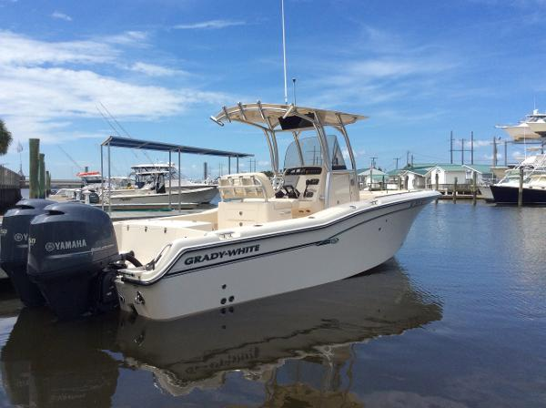 Grady-White 257 Fisherman