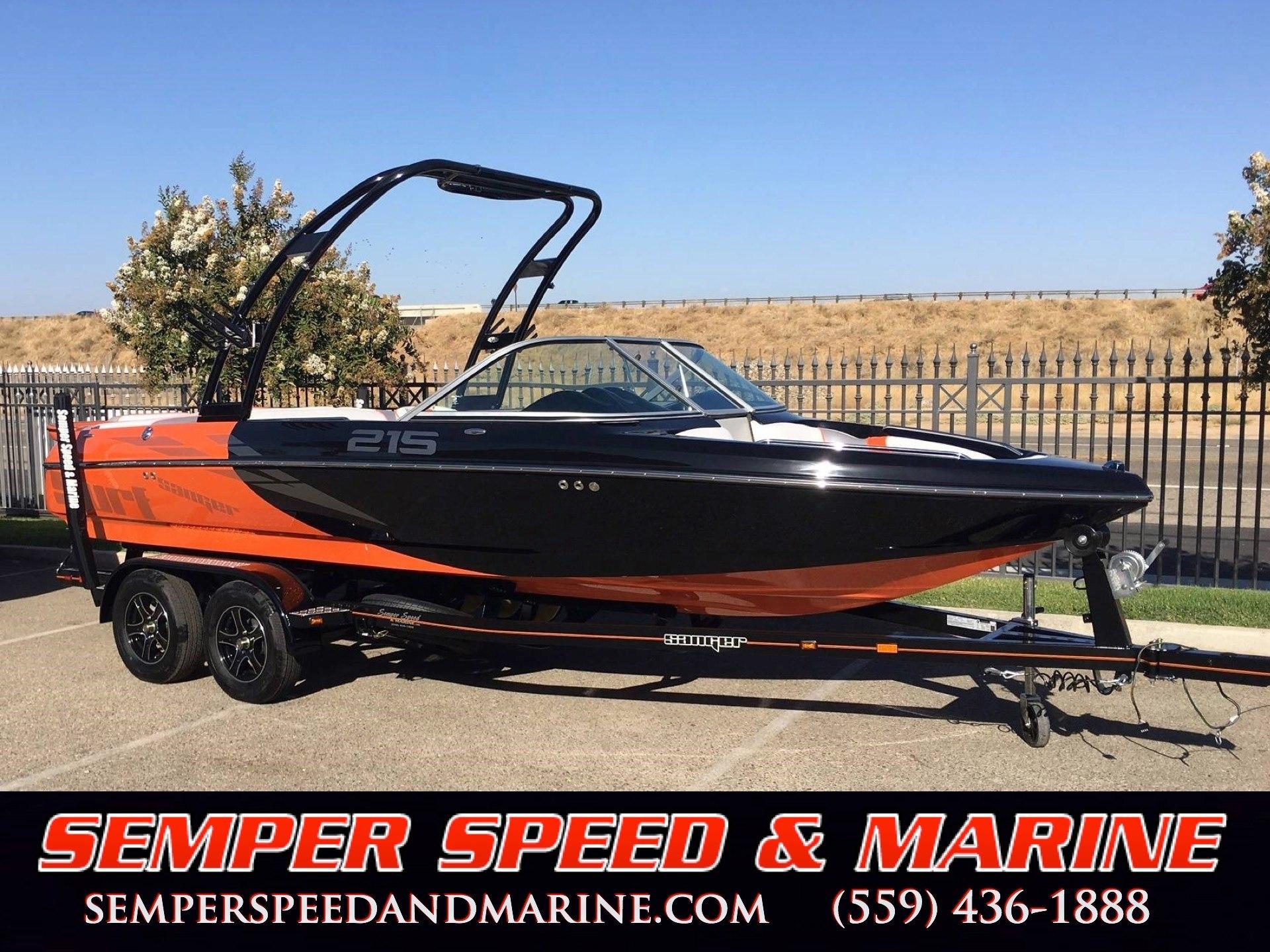 Sanger Boats V215 SPECIAL SX