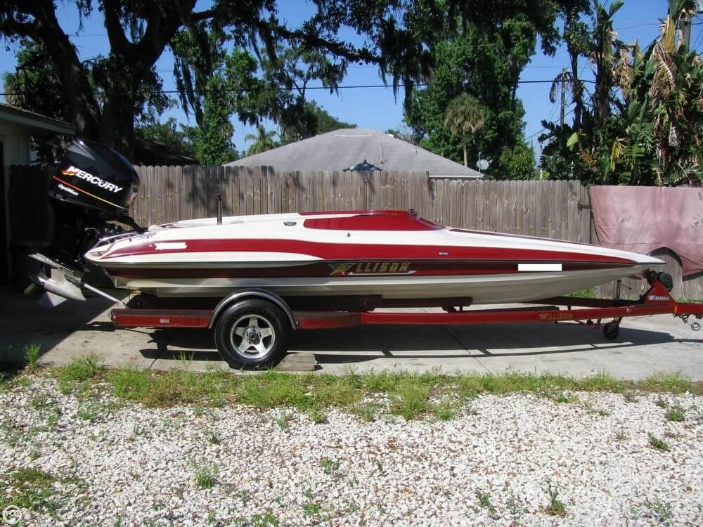 Allison XS 2003 Grandsport 2004 Allison XS 2003 Grandsport for sale in Edgewater, FL