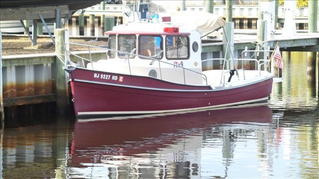 Ranger Tugs Tug Boat 21EC