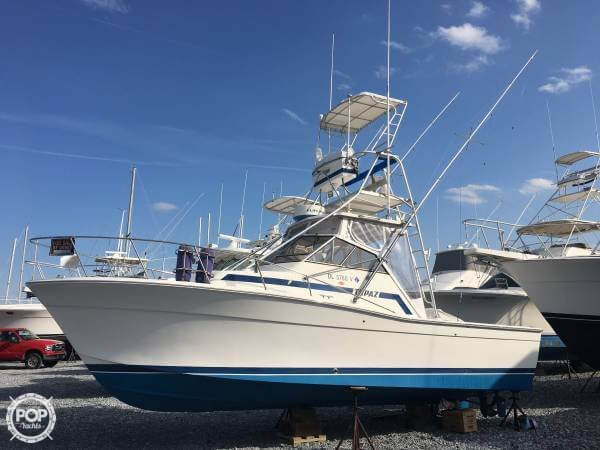Topaz 29 Sportfish 1985 Topaz 29 for sale in Lewes Beach, DE