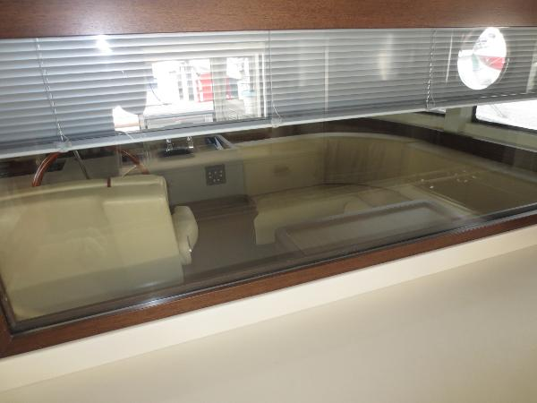 Privacy Blind in galley