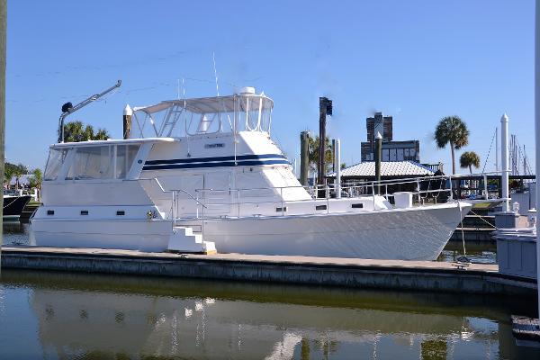 Gulfstar 44 Motor Cruiser