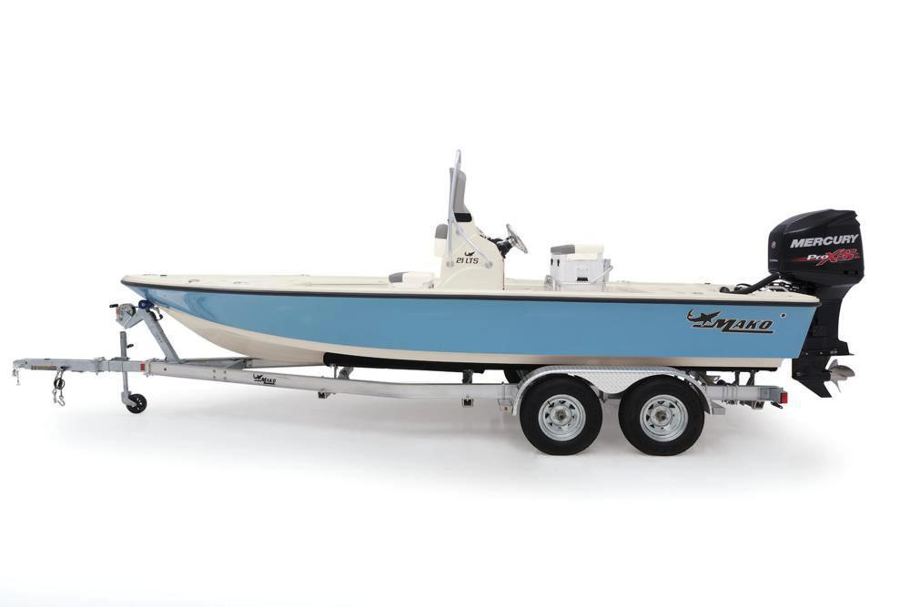 Mako Boat image