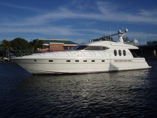 Viking Sport Cruiser Port Profile