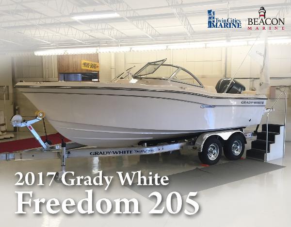 Grady-White Freedom 205