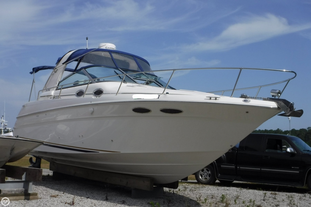 Sea Ray 290 Sundancer 2000 Sea Ray 29 for sale in Gulfport, MS
