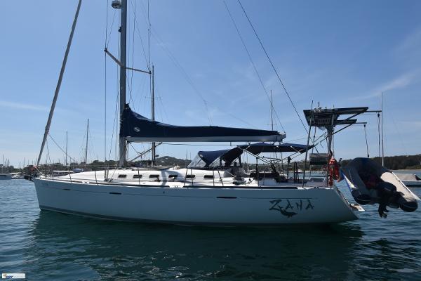 Beneteau 47.7 Cruiser 2002 Beneteau 47.7