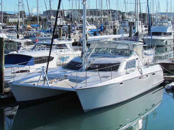 Wright & Lavranos 12.5 Motor Sail