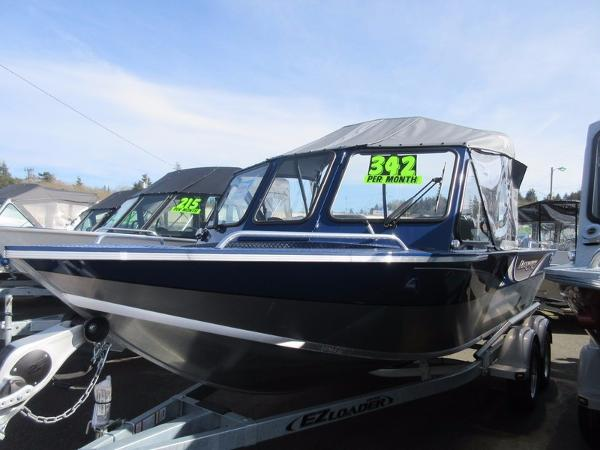 Duckworth Pacific Navigator Sport 20'
