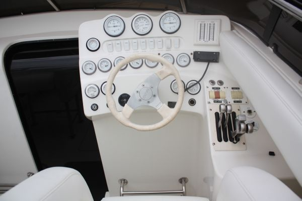 Steering, Throttles & Gauges