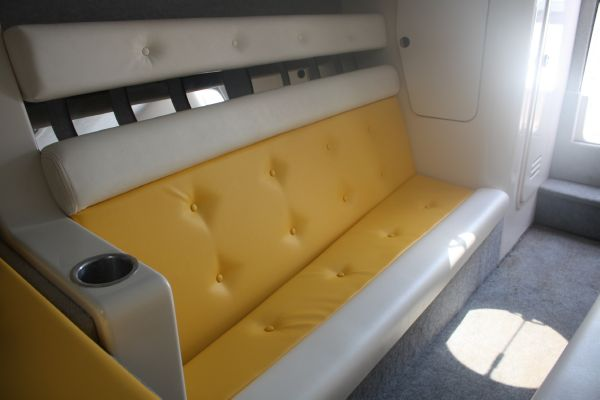 Starboard Cabin Seating