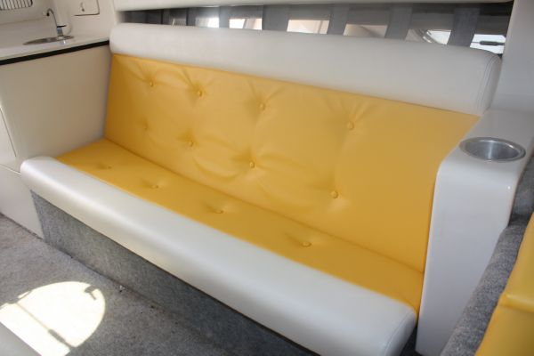 Port Cabin Seating