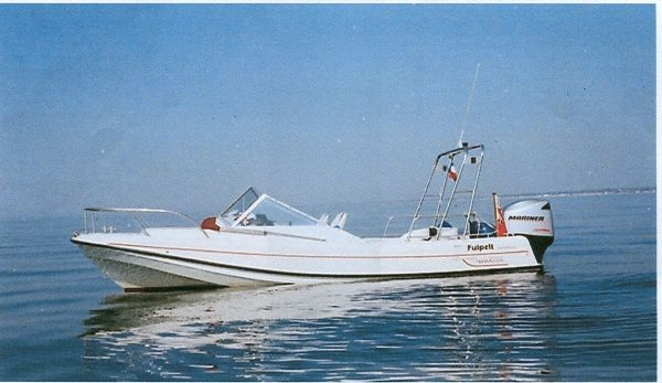 Boston Whaler Revenge 21 Photo 2