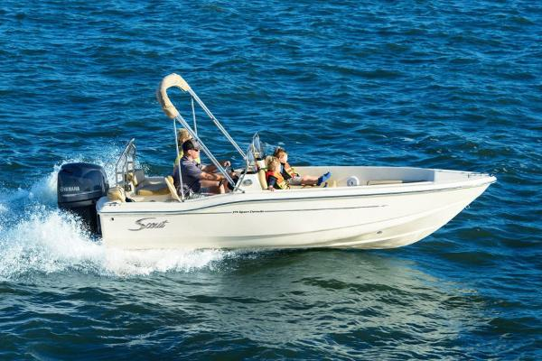 Scout 175 Sport Dorado Manufacturer Provided Image