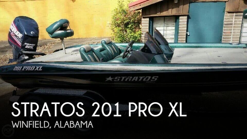 Stratos 201 Pro XL 2006 Stratos 201 Pro XL for sale in Winfield, AL