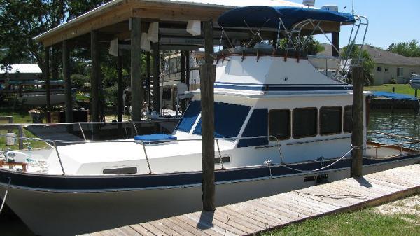 Californian 34 Trawler
