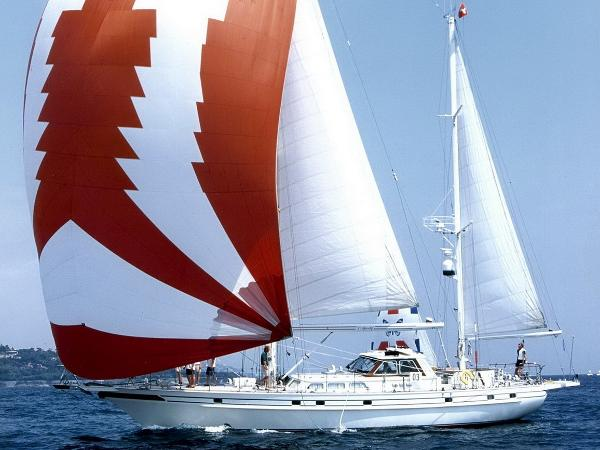 Jongert 20 ds Jongert 20ds sailing yacht for sale